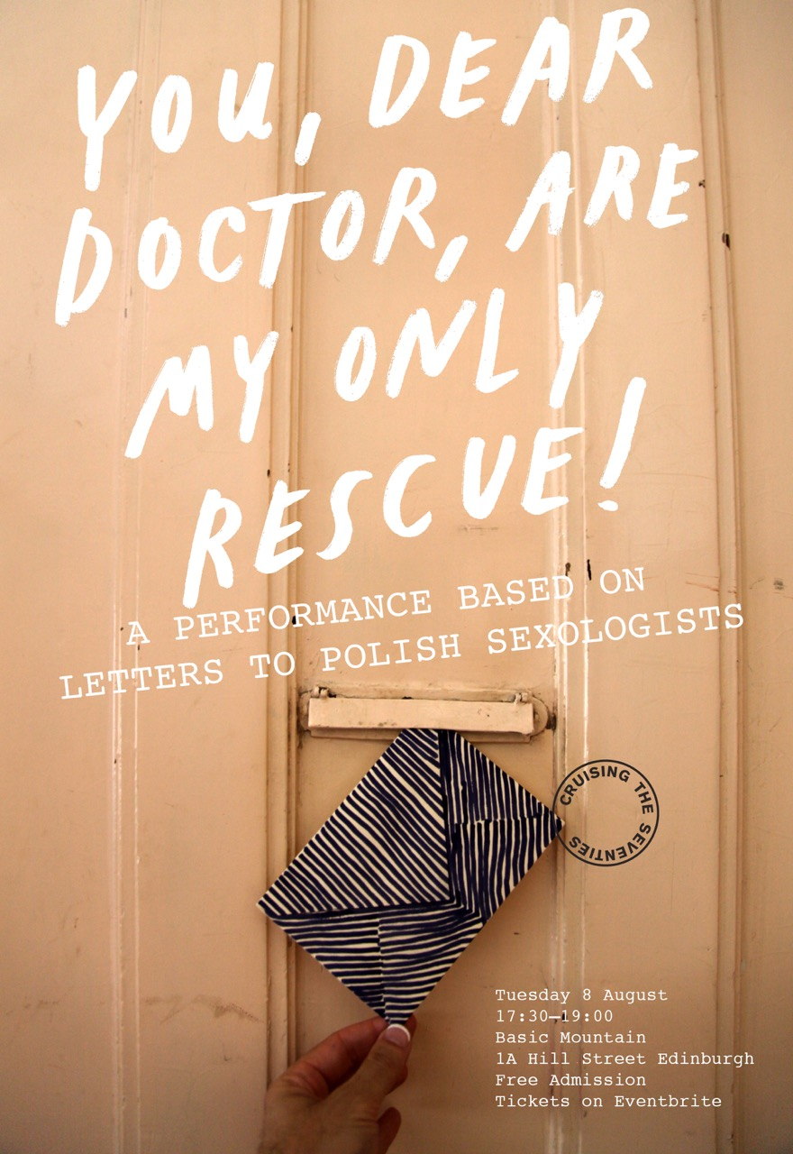 You, dear Doctor, are my only rescue! / Jest Pan, Panie Doktorze, jedynym ratunkiem!