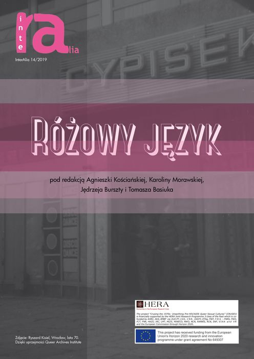 Special Journal Issue: Rózowy Jezyk